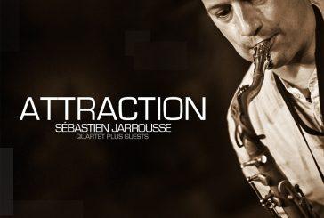 Sébastien Jarrousse Quartet Plus Guests<br/>Attraction<br/>A.MA, 2020