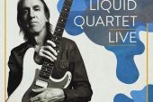 Michael Landau<br/>Liquid Quartet Live<br/>Players Club, 2020