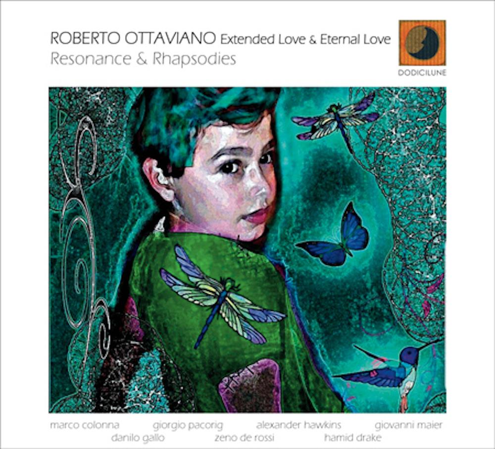 Roberto Ottaviano<br/>Extended Love & Eternal Love<br/>Dodicilune, 2020