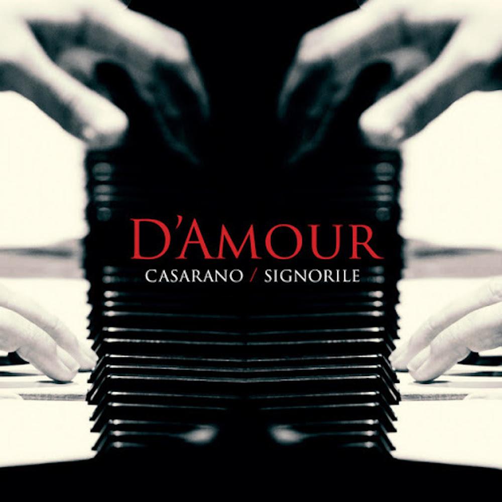 Luciano Vanni<br/>Casarano, Signorile – D'Amour<br/> Editor's Pick