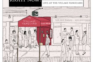 The Dayna Stephens Quartet<br/>Live At The Village Vanguard!<br/>Contagious, 2020