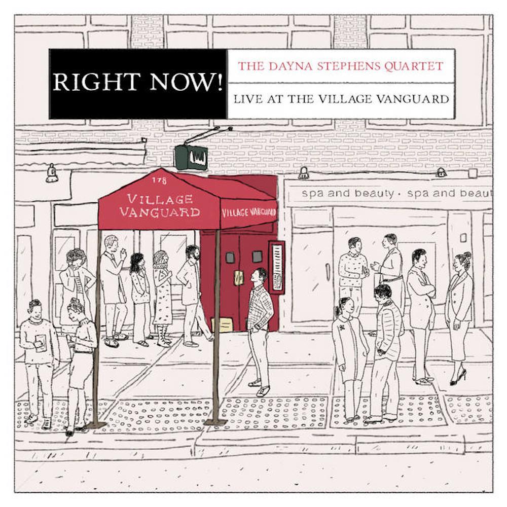 The Dayna Stephens Quartet<br/>Live At The Village Vanguard!<br/>Contagious, 2020