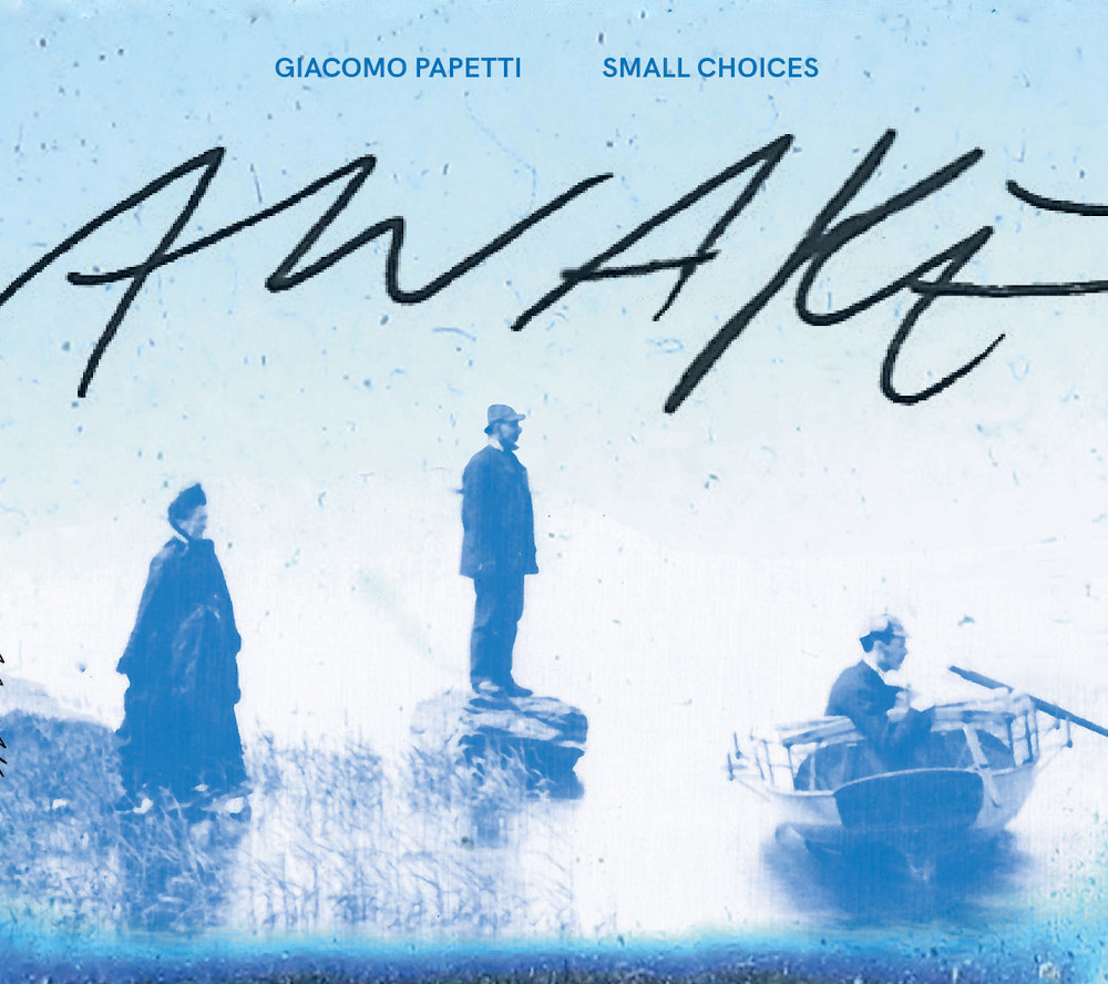 Giacomo Papetti Small Choices<br/>Awake<br/>Auto, 2020