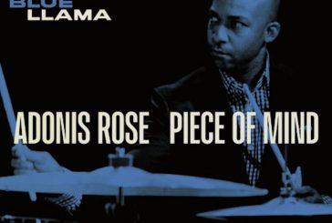 Adonis Rose<br> Piece of Mind (Live at Blue LLama)<br/> Storyville, 2020