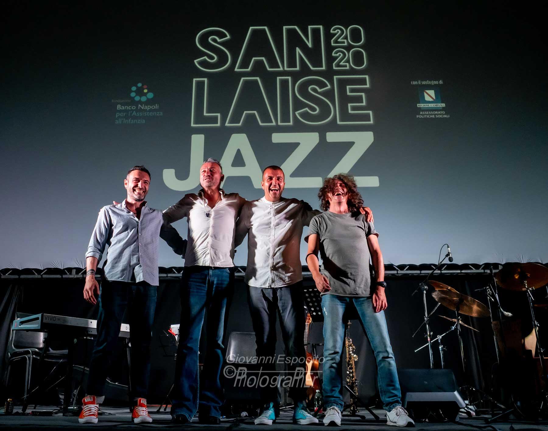 L'Estate del jazz ai tempi del Coronavirus – San Laise Jazz