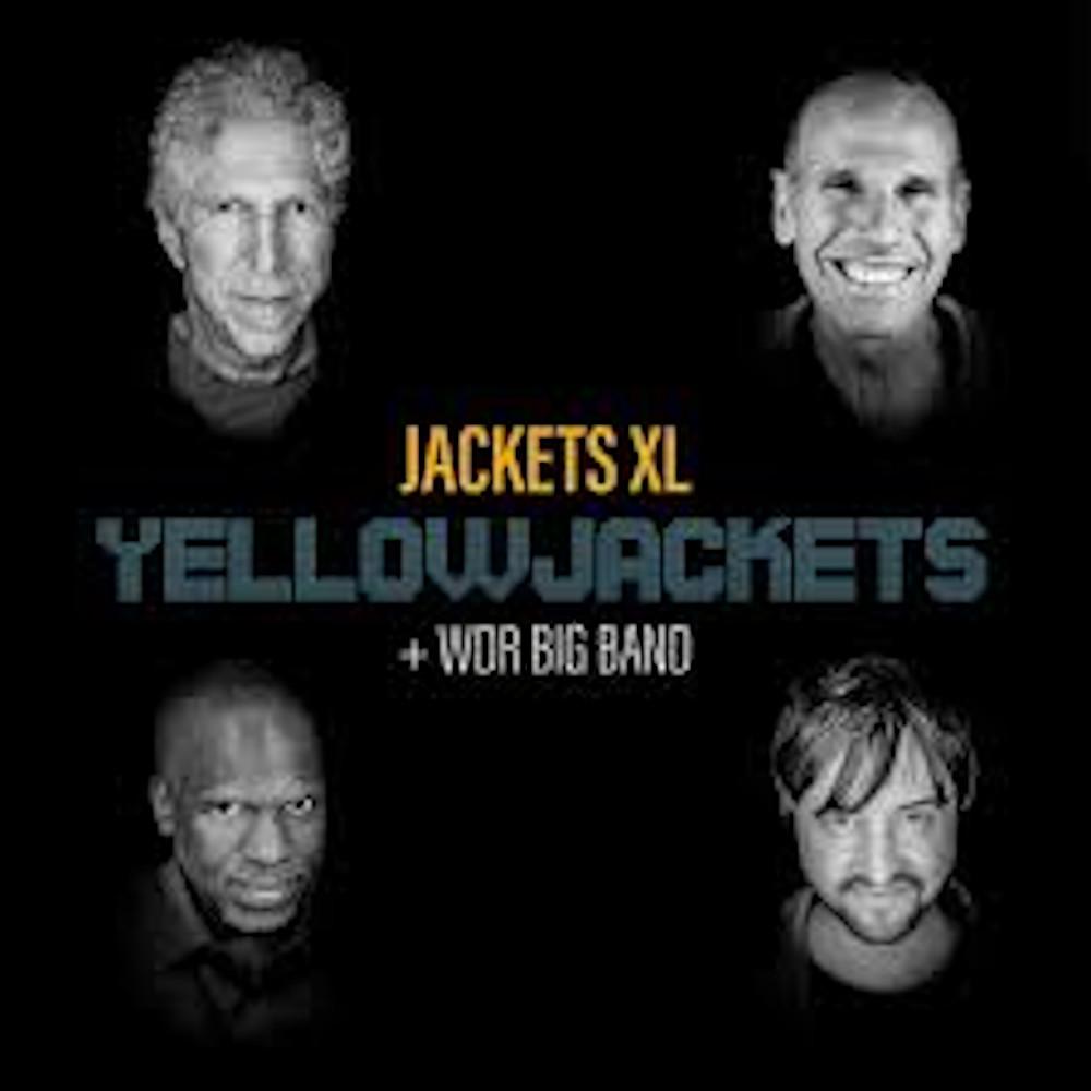 Yellowjackets<br/>Jackets XL<br/>Mack Avenue, 2020