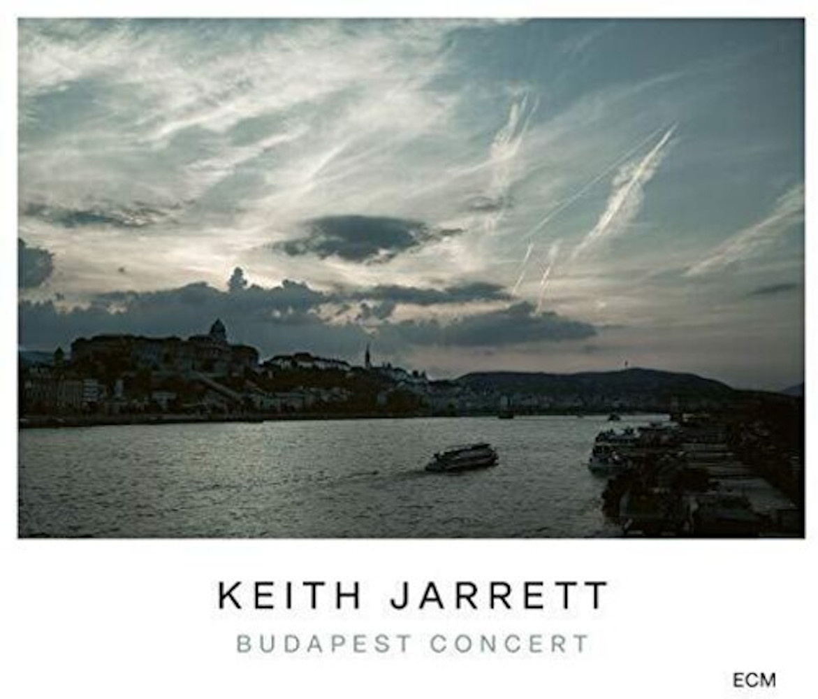 Keith Jarrett<br/>Budapest Concert<br/>ECM, 2020