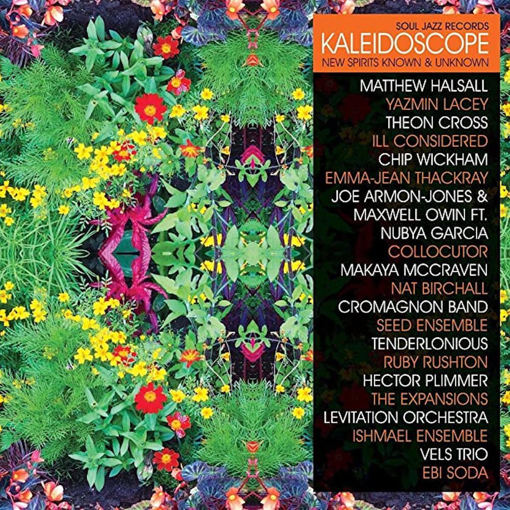 A.A.V.V.<br/>Kaleidoscope: New Spirits Known & Unknown<br/>Soul Jazz, 2020