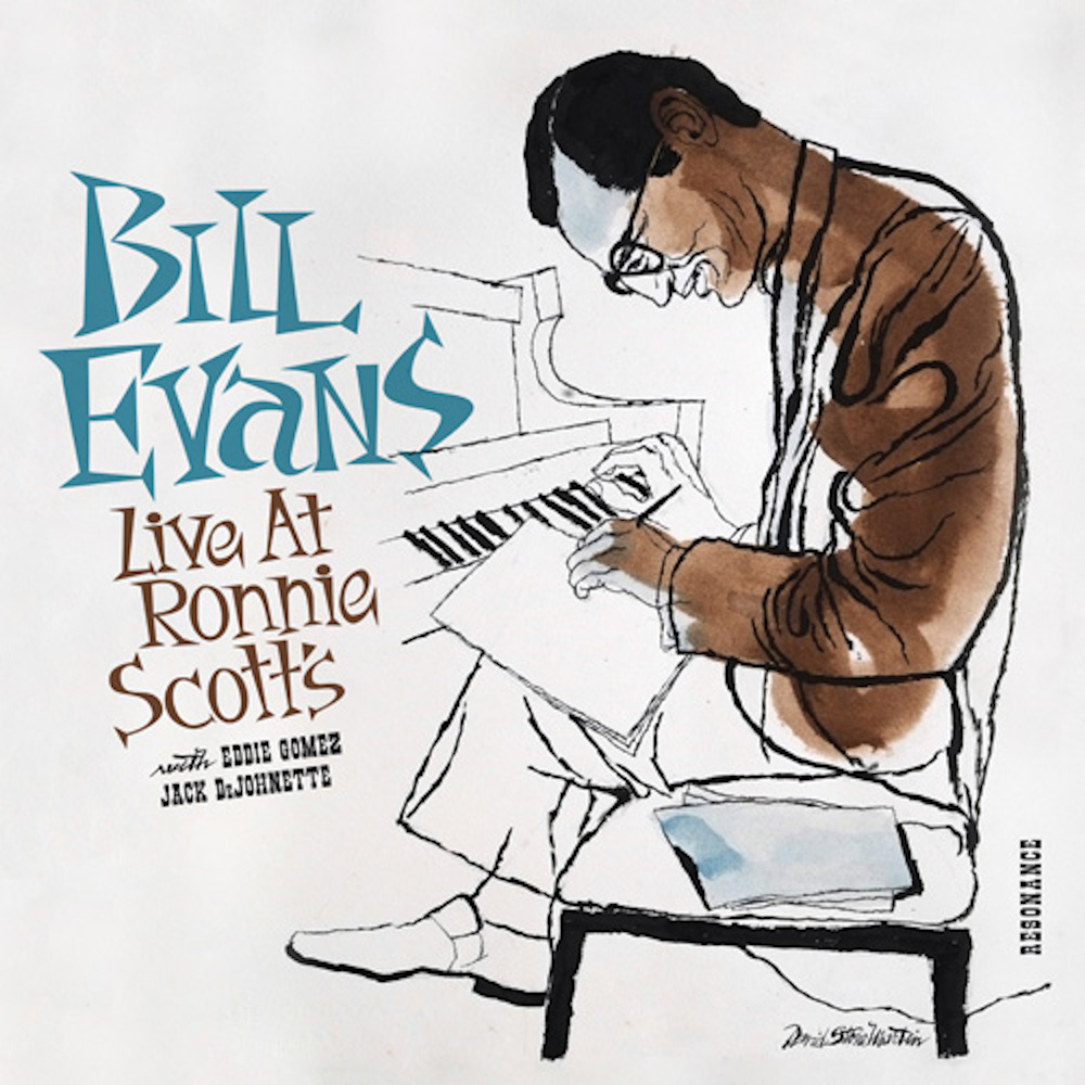 Bill Evans<br/> Live at Ronnie Scott<br/>Resonance, 2020