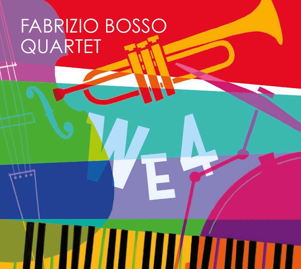 Fabrizio Bosso<br/> WE4<br/> Warner, 2020