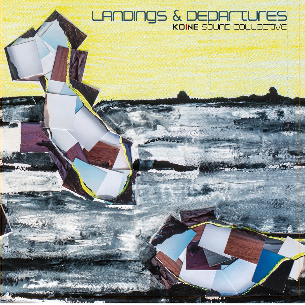 Koine Sound Collective<br/>Landings and Departures<br/>Auto, 2020
