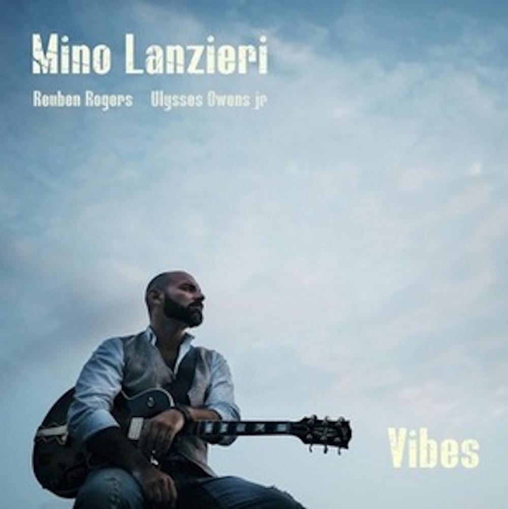 Luciano Vanni<br/>Mino Lanzieri – Vibes<br/>Editor's Pick