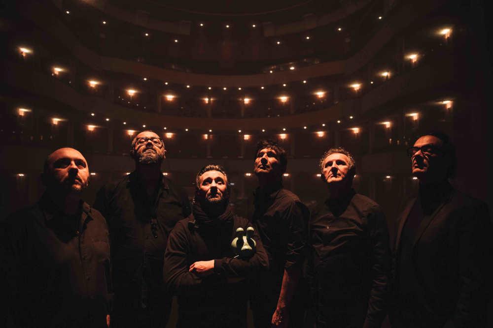 StraborDante – Viaggio musicale in nove tappe nell'Inferno di Dante