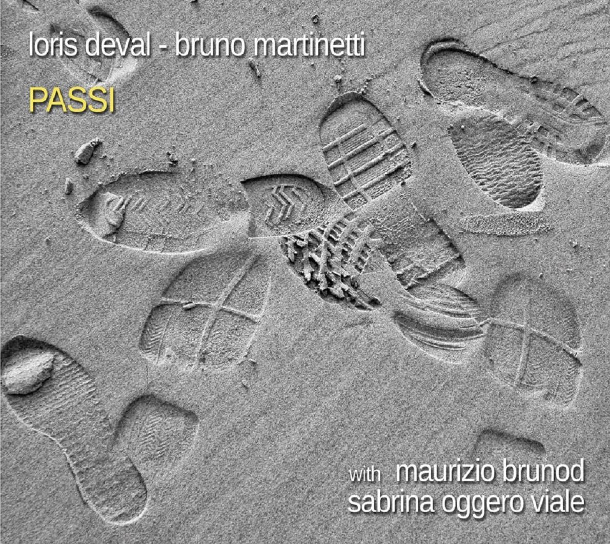 Loris Deval, Bruno Martinetti<br/>Passi<br/>Caligola, 2021