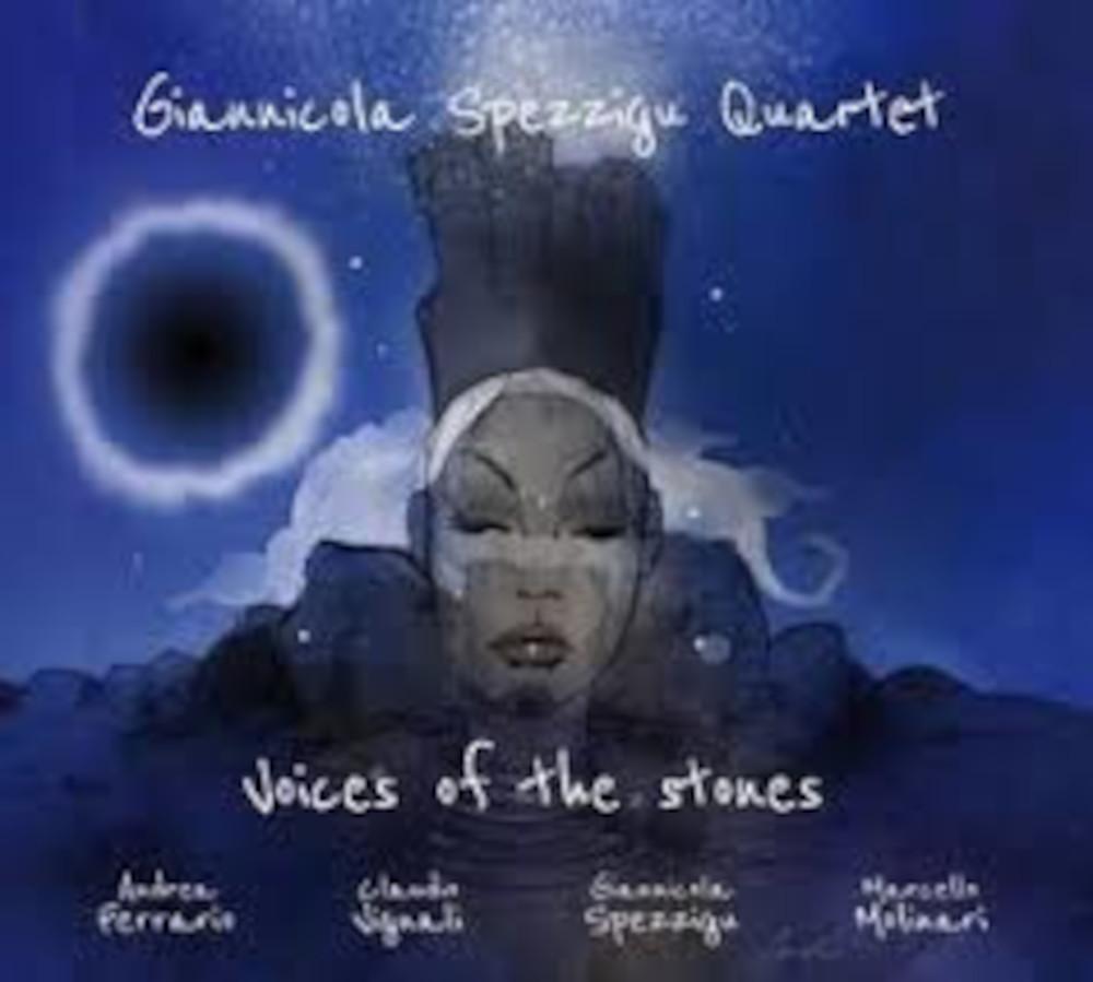 Giannicola Spezzigu Quartet<br/>Voices Of The Stones<br/>Caligola, 2020