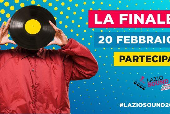 La finale di Lazio Sound Scouting