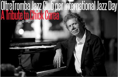 OltreTromba Jazz Club – International Jazz Day 2021