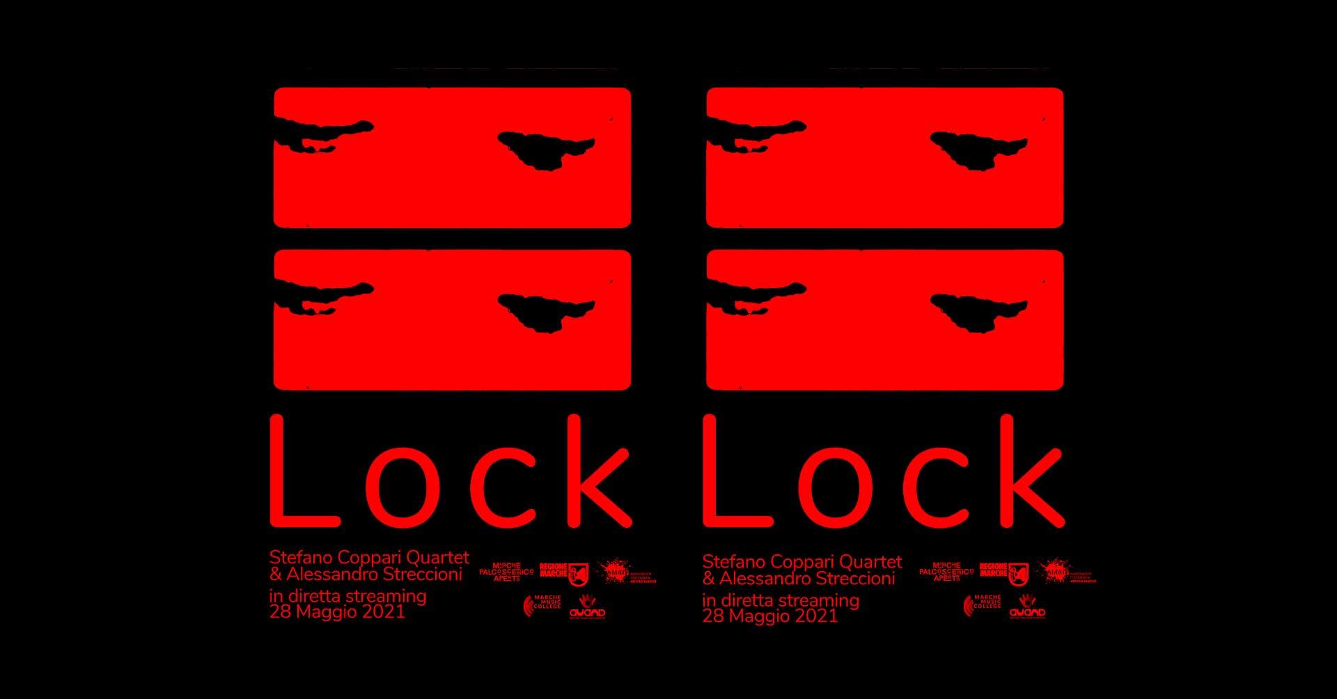 """Stefano Coppari """"Lock"""""""