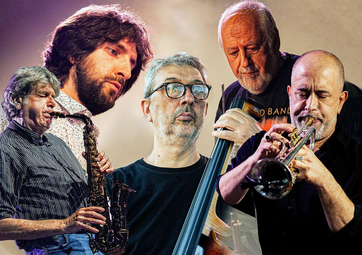 I suoni della Piazza – Doctor Jazz Quartet feat. Flavio Boltro