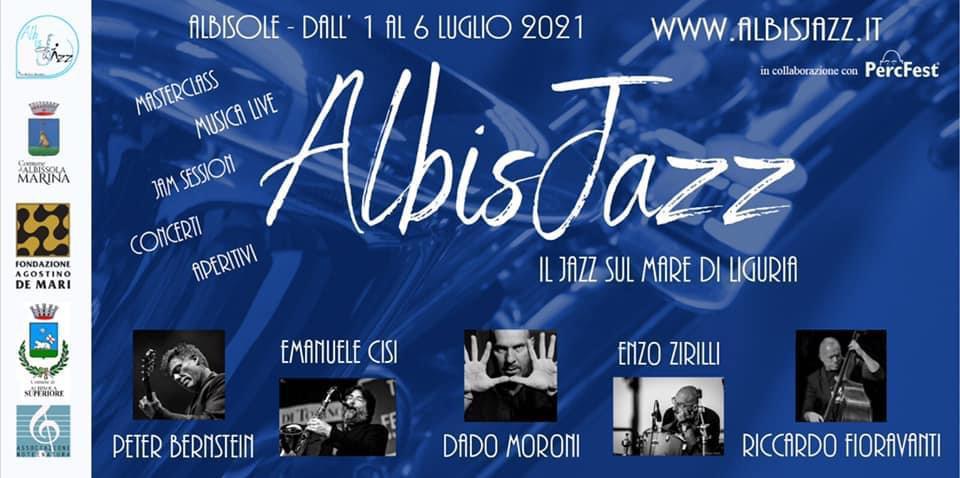 Albisjazz – La masterclass di jazz sul mare della Liguria