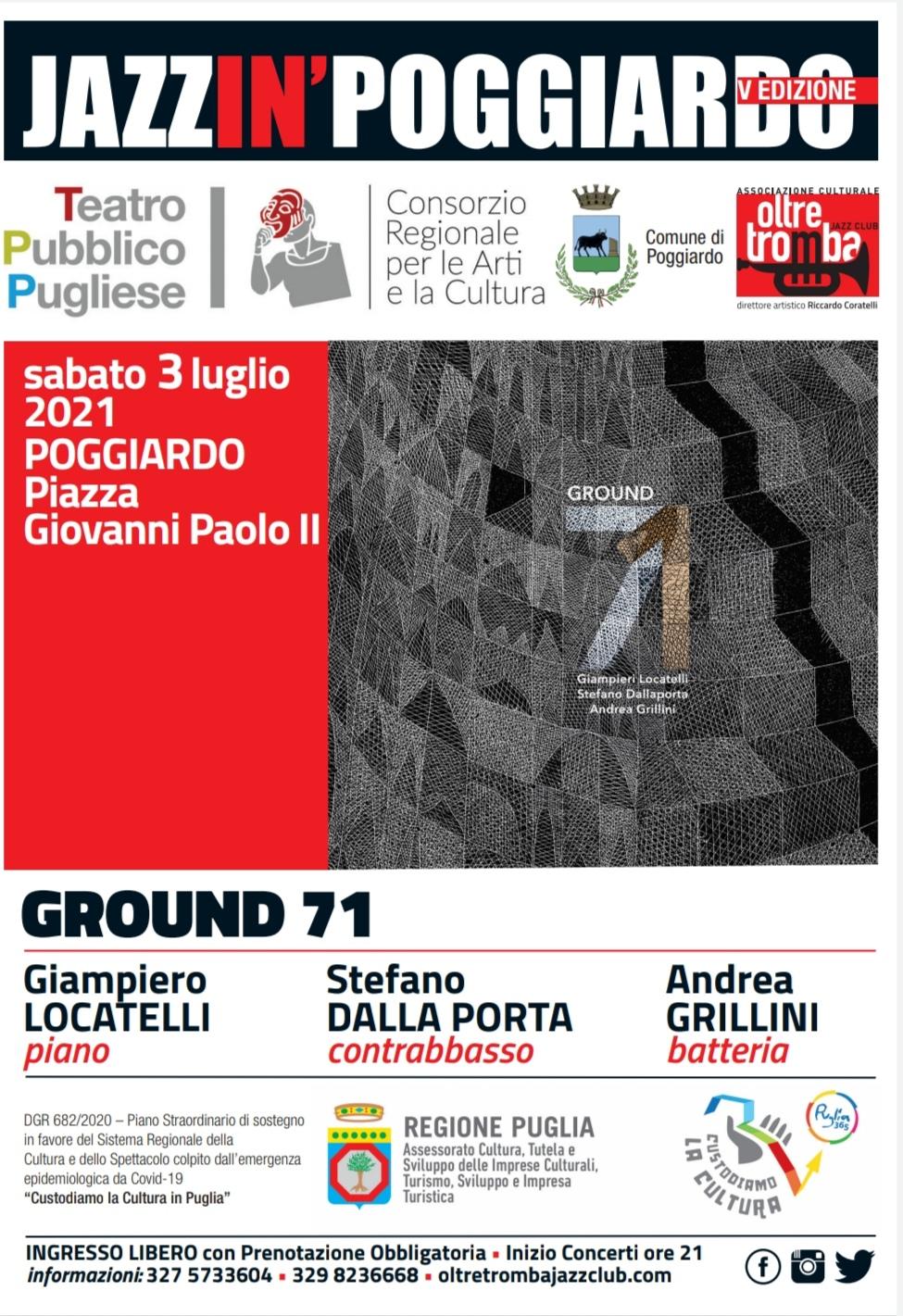 Jazzin' Poggiardo – Ground 71