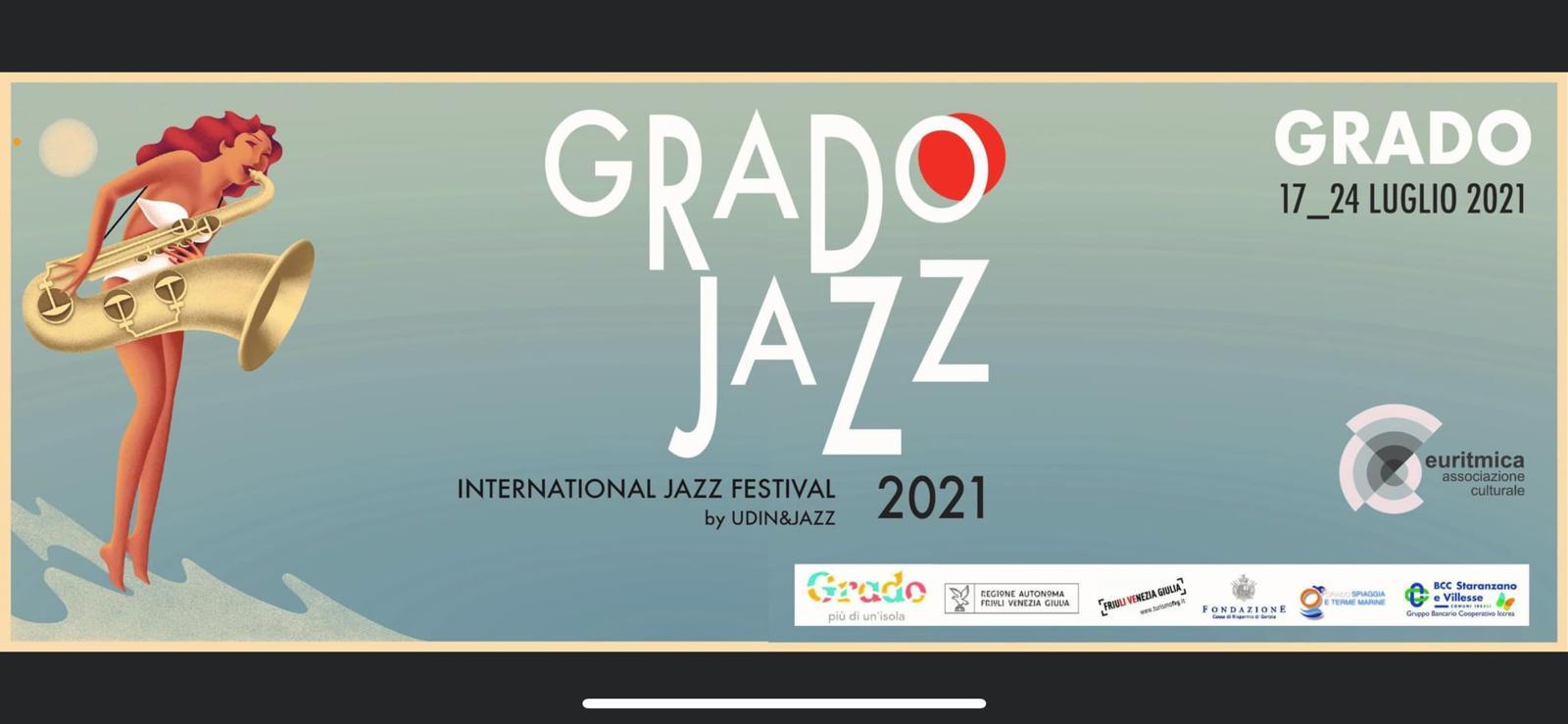 GradoJazz 2021 – XXXI edizione