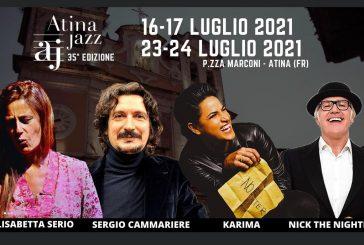 Atina Jazz 2021 - XXXV edizione