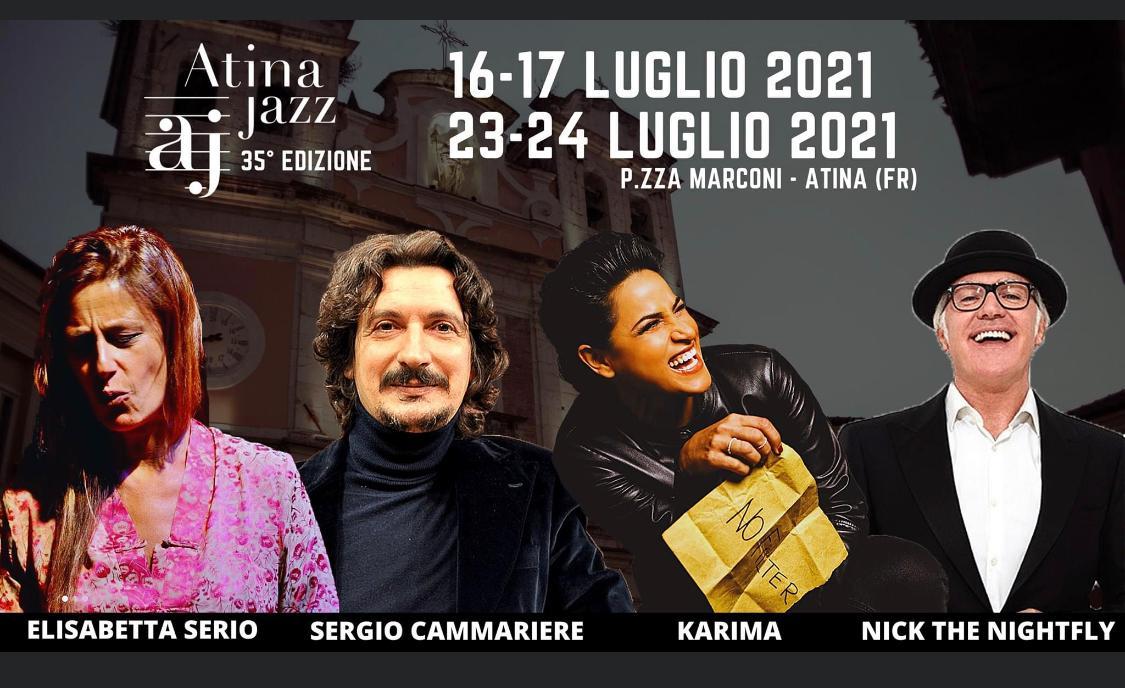 Atina Jazz 2021 – XXXV edizione