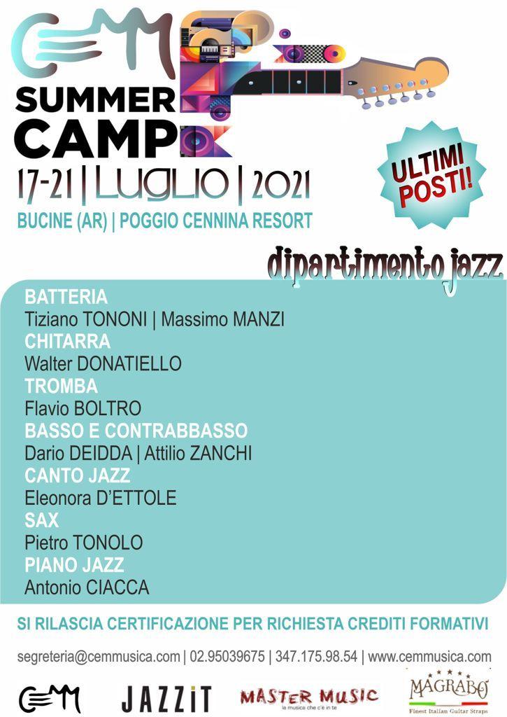 CEMM Summer Camp 2021