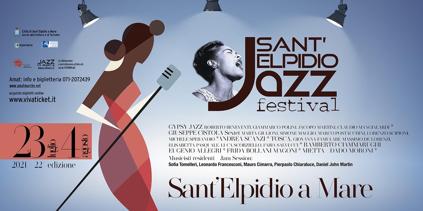 Sant'Elpidio a Mare Jazz Festival – XXII edizione