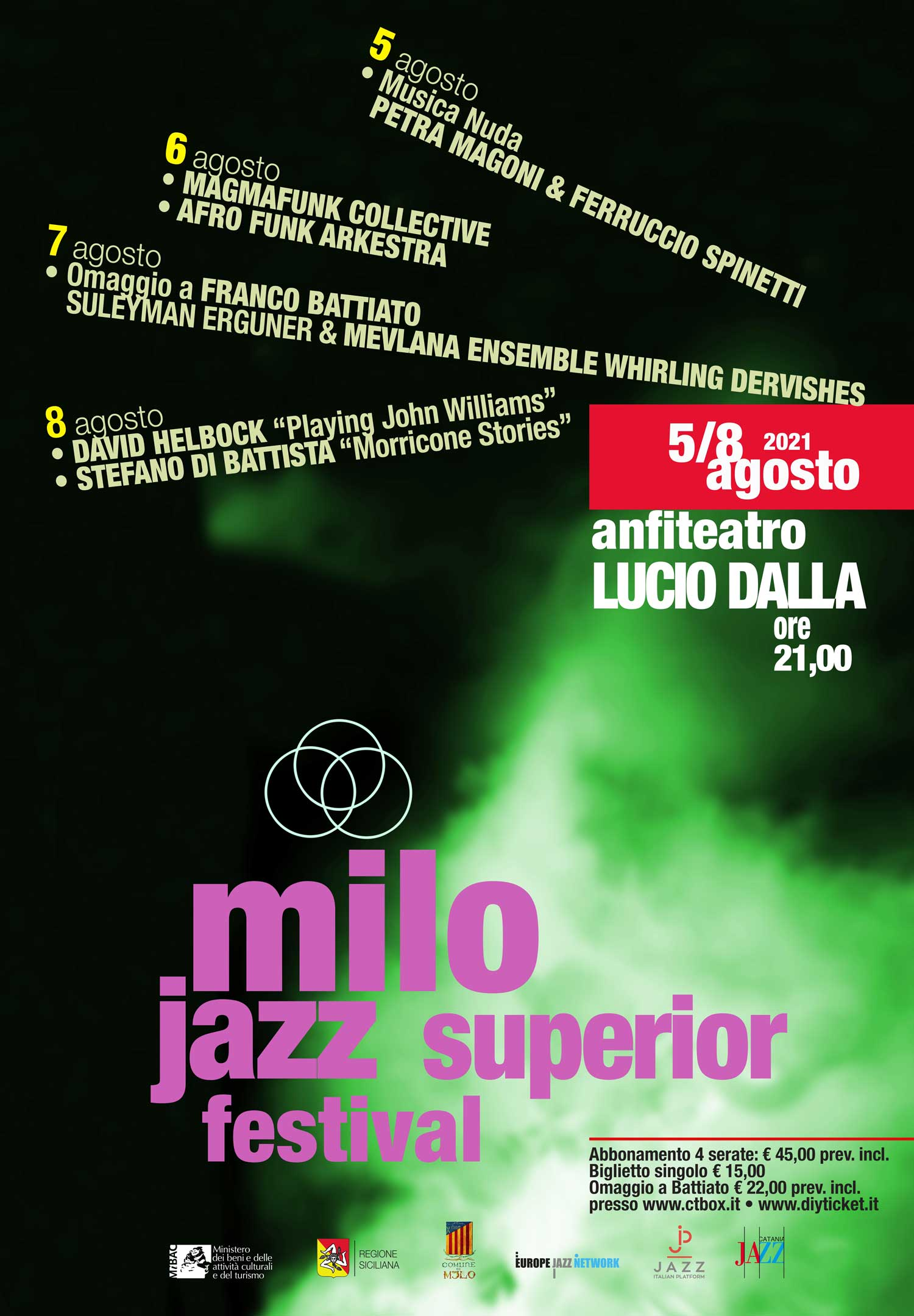 Milo Jazz Superior Festival