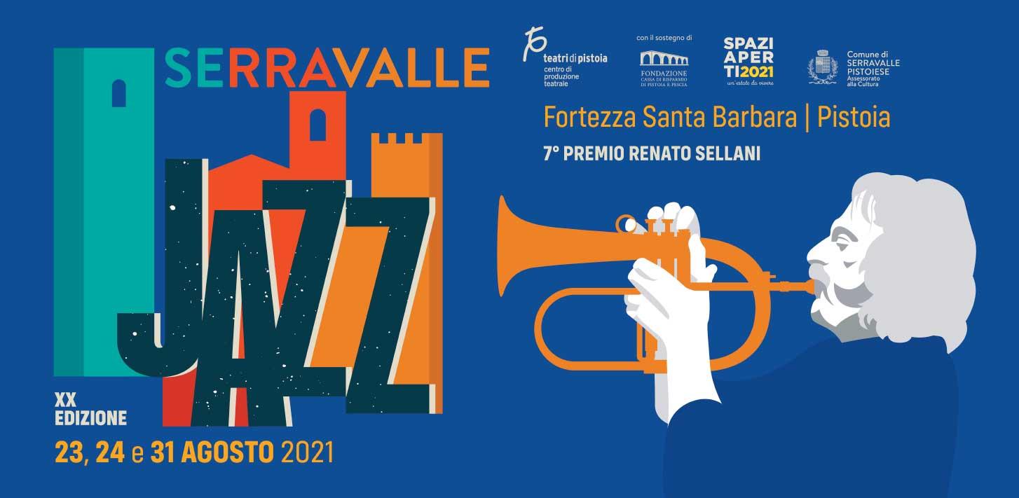 Serravalle Jazz 2021 – XX edizione