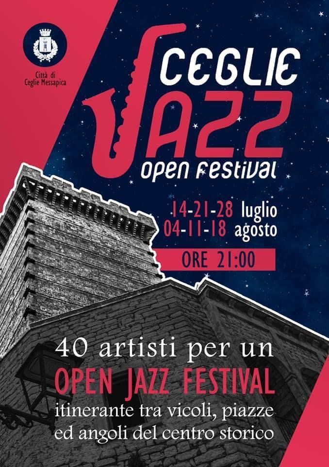 Ceglie Jazz Open Festival 2021