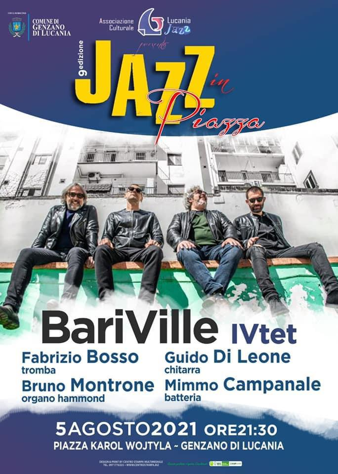 Jazz in Piazza 2021