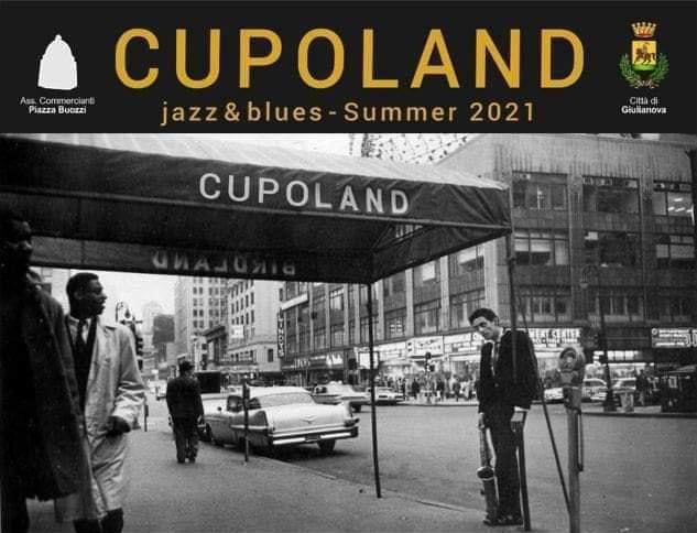 Cupoland Jazz&Blues Summer 2021