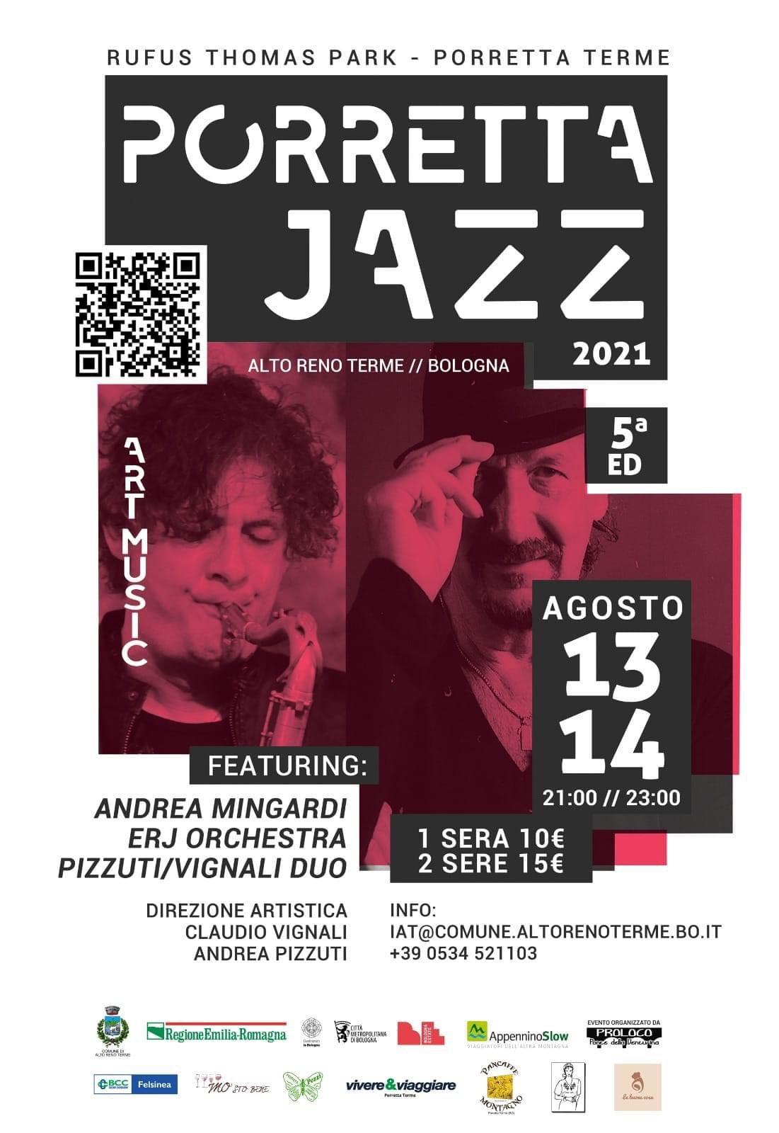 Porretta Jazz Festival 2021 – V edizione