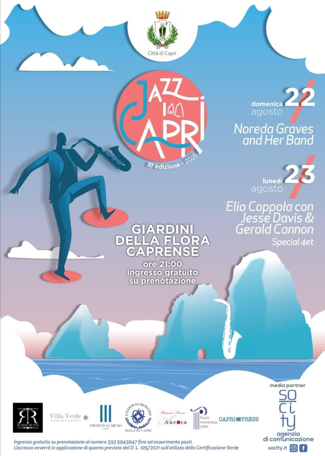 Jazz Inn Capri 2021