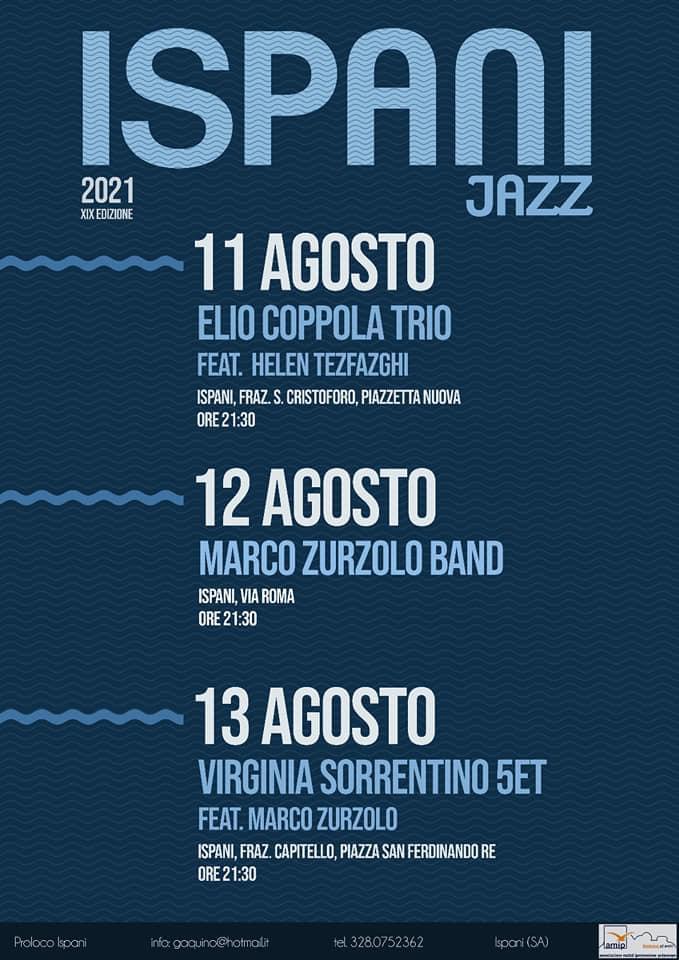 Ispani Jazz 2021 – XIX edizione