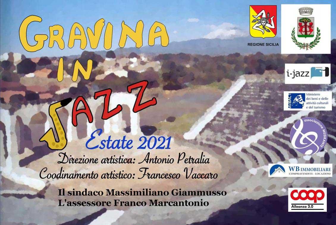 Gravina in Jazz 2021