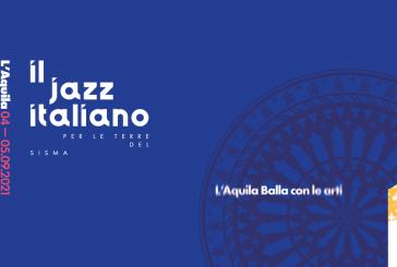 Il jazz italiano per le terre del sisma 2021