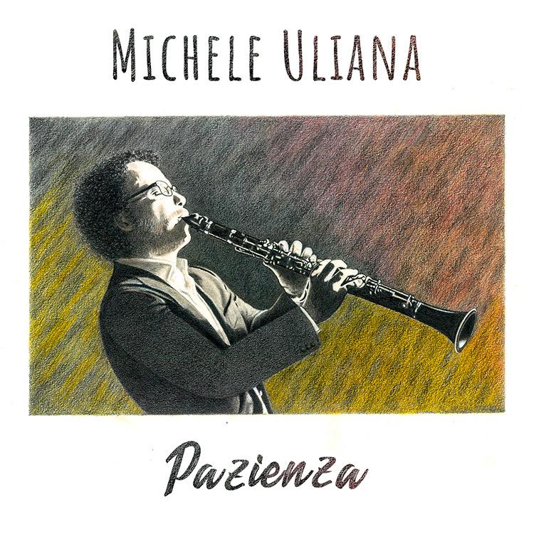 Michele Uliana<br/>Pazienza<br/>Cose sonore/Alman Music, 2021