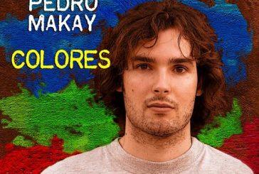 Pedro Makay<br/>Colores<br/>Caligola, 2021